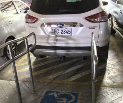 morally handicapped