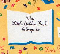 This Little Golden Book Belongs To